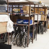 Borrow Medical/Rehab Equipment