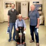 Helping Holocaust Survivors Return to Normal Activities